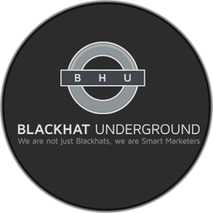 blackhat underground logo