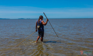 Spear-fishing-at-Cooya-Beach-Cairns-19