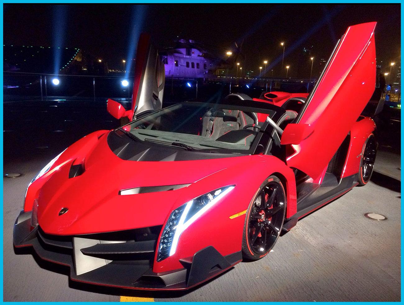 Lamborghini Veneno ⋆ Moses Yoon